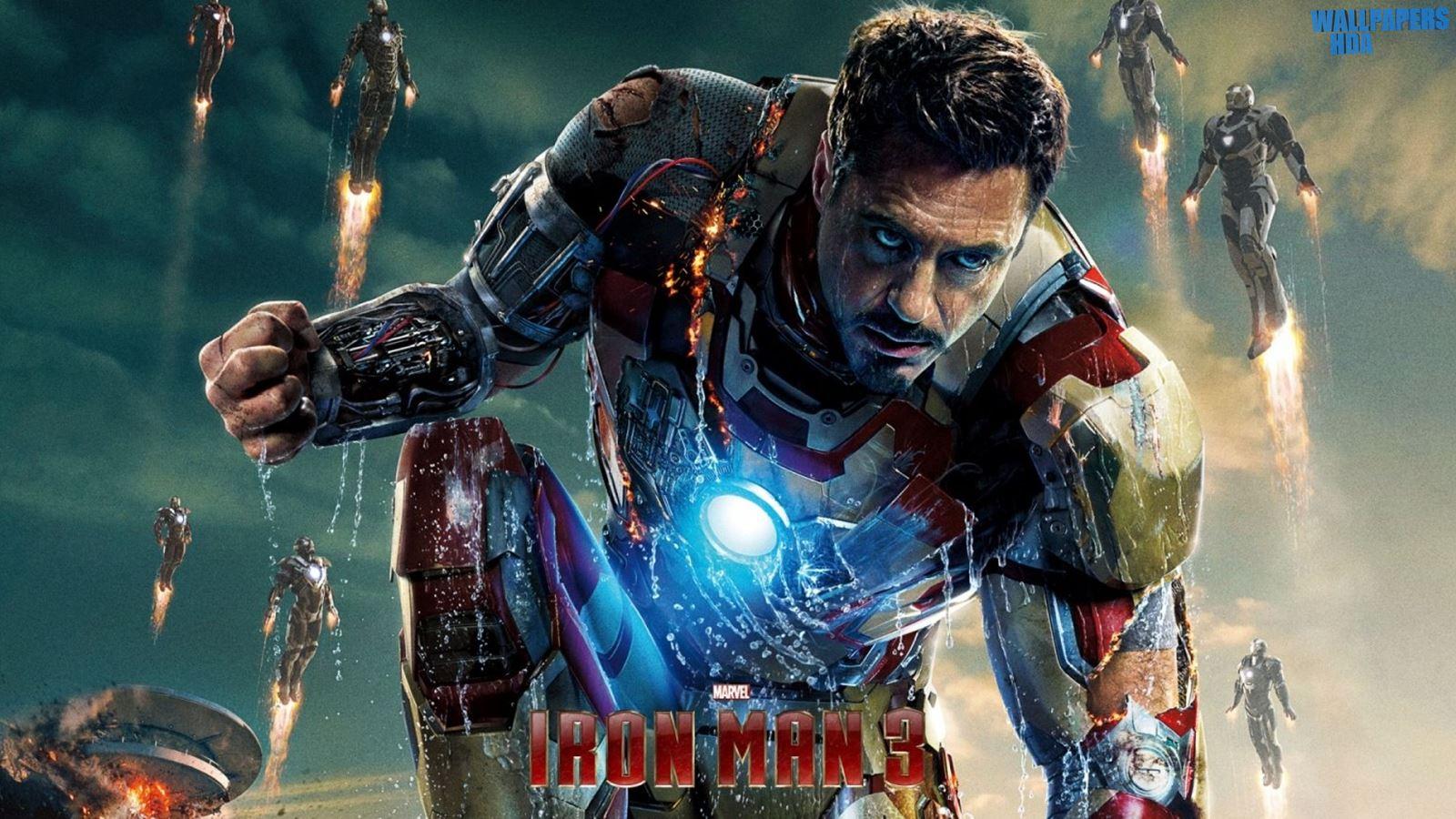 Iron man 20 wallpaper 1600x900