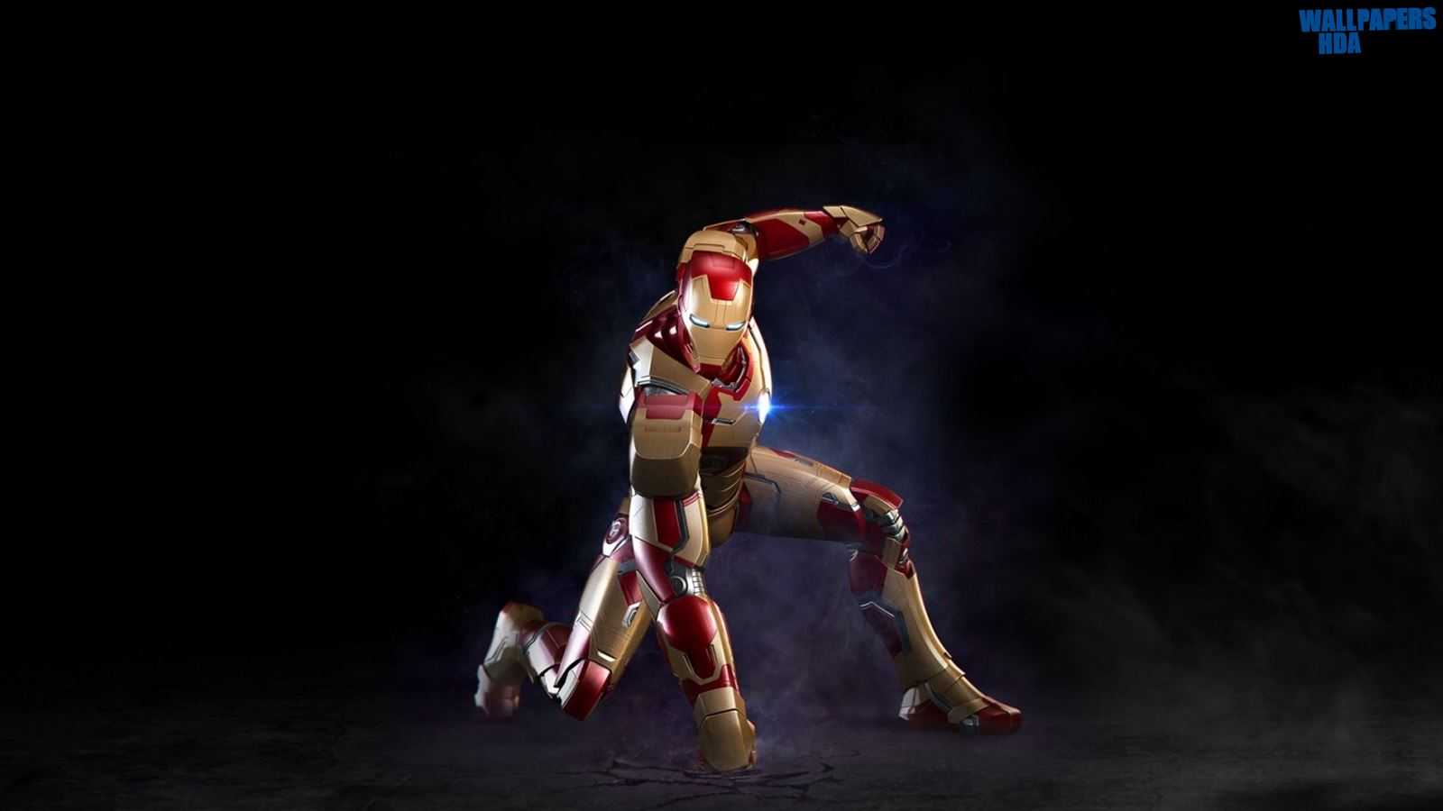 Iron man 3 background wallpaper 1600x900