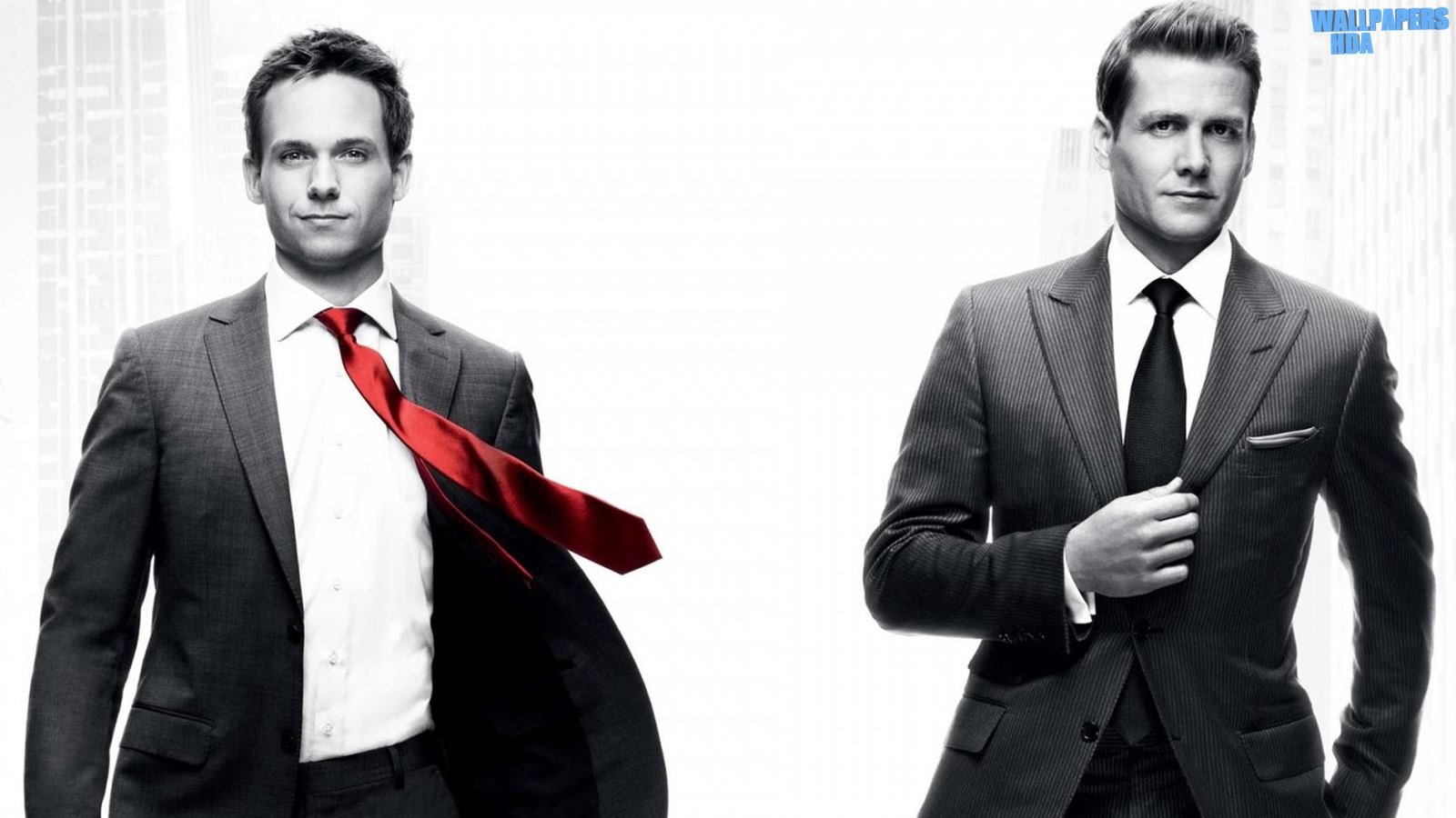 Suits tv show wallpaper 1600x900